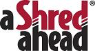 a shred ahead logo